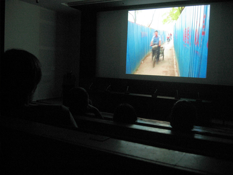 PALAZZO ! 2004 | avec Tania Pitta et Mario De Carvalho | Galerie des Ateliers d'Artistes de Belleville, Paris 20