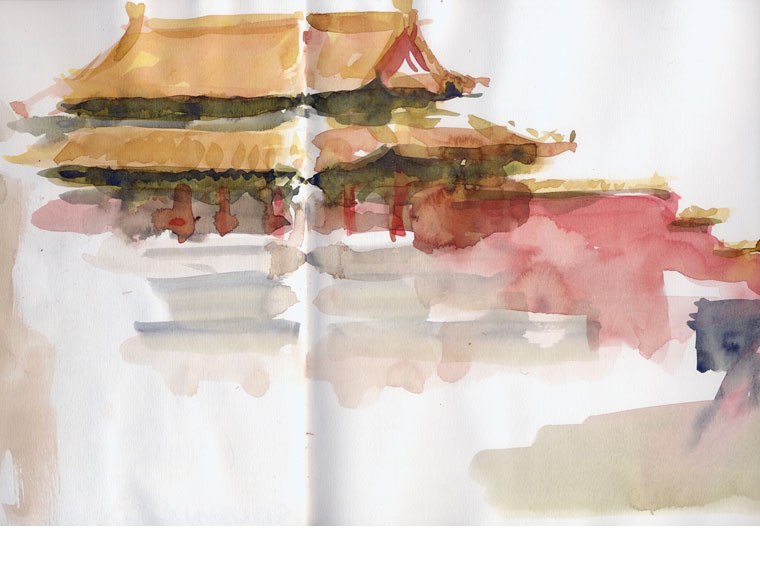 Pékin, cité interdite