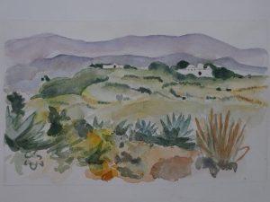 paysage marocain