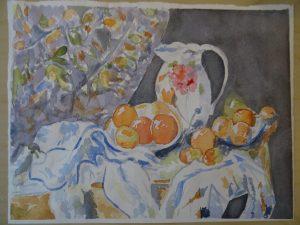 Oranges exquises
