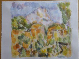 La Provence de Cézanne