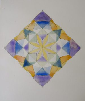 Mandala de l'été